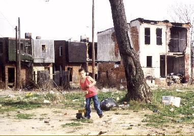 Getho in Philadelphia, USA