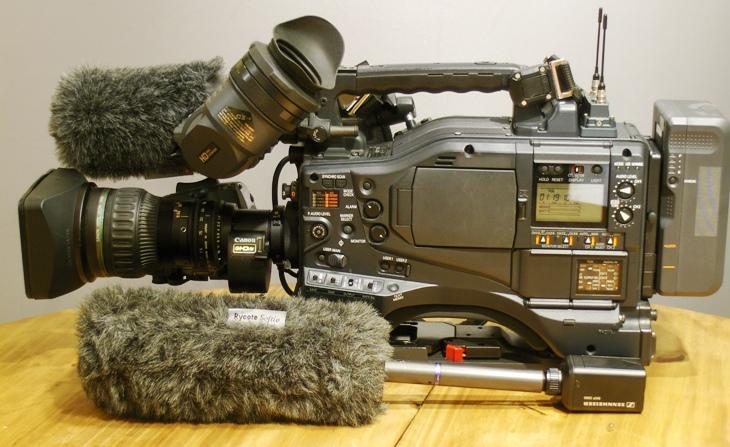 PANASONIC AJ-HPX3000G Nageldinger Film