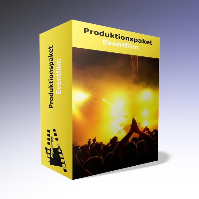 Produktionspaket Eventfilm
