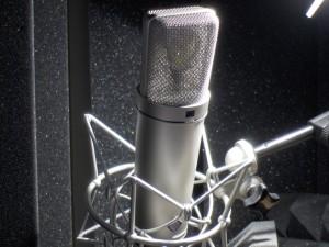 Neumann U87 - Profi-Mikrofon für Ihre Aufnahmen